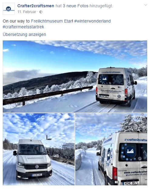 Bilder und Videos von Unterwegs