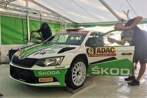 #SMARTunterwegs – Das Rennauto vom ŠKODA AUTO DEUTSCHLAND Motorsport-Team