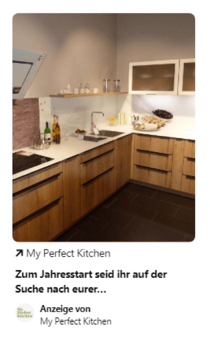 Beispiel Pinterest Ad