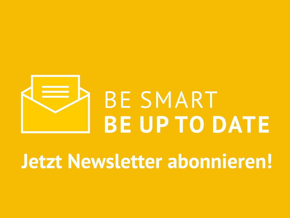 Zum Newsletter anmelden